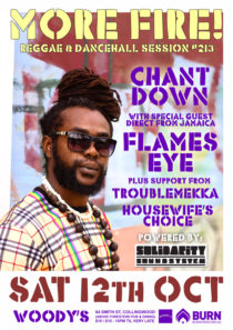 Chant Down - reggae, roots and conscious dancehall in
